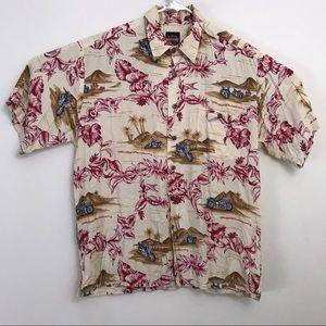 Harley-Davidson • Tori Richard Hawaiian Made Shirt